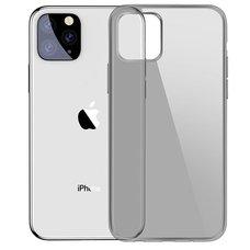 Чехол Baseus Simplicity Series (basic model) For iPhone 6.1 прозрачный черный