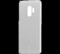 Чехол Baseus Wing Case Transparent for Samsung Galaxy S9 белый