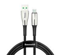 Кабель Baseus Waterdrop USB For Micro 4A 0.5m