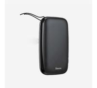 Внешний аккумулятор Baseus Mini Q Power bank 10000mAh черный