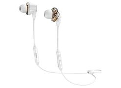 Bluetooth-наушники с микрофоном Baseus Encok S10 Dual Dynamic белый