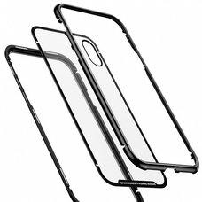 Чехол Baseus Magnetite Hardware Case для Apple iPhone X черный
