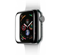 Защитное стекло Baseus Curved Tempered Glass для Apple Watch series 1/2/3 38mm