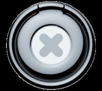 Кольцо-держатель Baseus Symbol Ring Bracket черный