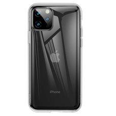 Чехол Baseus Safety Airbags Case For iPhone 6.1 прозрачный черный