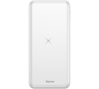 Baseus M36 Wireless Charger Power Bank 10000 мАч белый