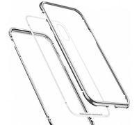 Чехол Baseus Magnetite Hardware Case для Apple iPhone X серый
