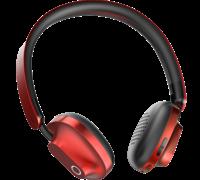 Наушники Baseus Encok Wireless Headphone D01 красные