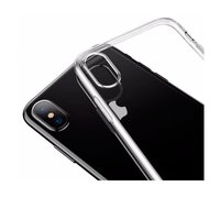 Baseus Simple Series Case For iPhone X прозрачный