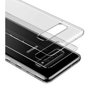 Baseus Simple Transparent for Samsung Galaxy S10/Plus прозрачный для Galaxy S10