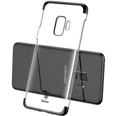 Чехол Baseus Glitter Case для Samsung Galaxy S9 черный