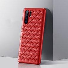Baseus BV Weaving Case For HUAWEI P30 Pro красный