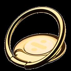 Кольцо-держатель Baseus Symbol Ring Bracket золотой