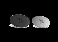 Дополнительные пластины Baseus Magnet iron Suit (ACDR-A0S) для держателя