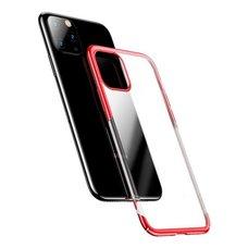 Чехол-накладка Baseus Shining Case For iPhone 6.5 красный