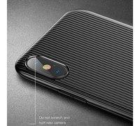 Baseus Audio Case для iPhone X черный