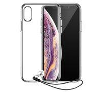 Чехол Baseus Key Phone для iPhone XS Max прозрачный