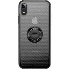 Baseus Dot bracket Case For iPhone XS MAX черный