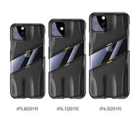 Baseus Let's go Airflow CoolingGame Protective Case For iPhone 11 Pro 5.8 серо-желтый