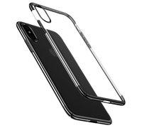 Baseus Glitter для Apple iPhone Xs черный