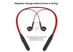 Наушники Baseus Encok Neck Hung Bluetooth Earphone S16 красный