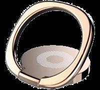 Кольцо-держатель Baseus Privity Ring Bracket золотой