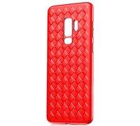 Чехол для Samsung Galaxy S9 Plus Baseus BV Weaving красный