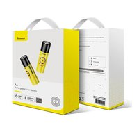 Аккумулятор Baseus AA Rechargeable Li-ion Battery 2PCS (Chinese versions)