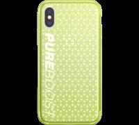 Baseus Parkour Case для iPhone X/XS лимонный