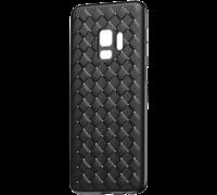 Чехол для Samsung Galaxy S9 Baseus BV Weaving черный