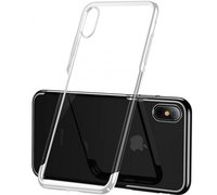 Baseus Glitter для Apple iPhone Xs белый