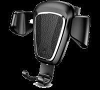Автомобильный держатель Baseus Car Holder Gravity Metal черный