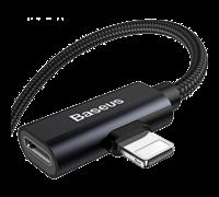 Кабель-переходник Baseus Entertaining Audio Cable Lightning to USB 1 М