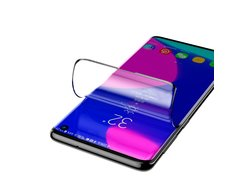 Baseus 0.15mm full-screen curved anti-explosion, soft screen protector For Galaxy S10