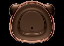 Автодержатель Baseus Bear Magnetic Car Bracket коричневый