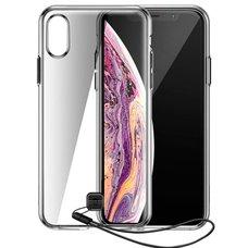Чехол Baseus Key Phone для iPhone XS Max прозрачно-черный