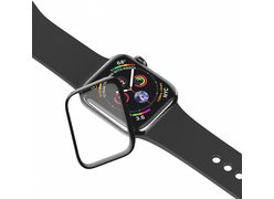 Baseus Full-screen Curved Tempered Film для Apple Watch series 4 44 mm