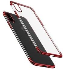 Baseus Glitter для Apple iPhone XR красный