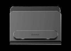 Baseus wall-mounted metal holder черный
