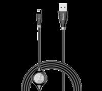 Кабель Baseus Big Eye Digital display Data Cable Lightning - USB черный
