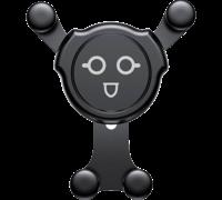 Автодержатель магнитный Baseus Emoticon смайл-удивление