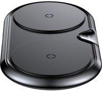 Baseus Dual Wireless Charger черный