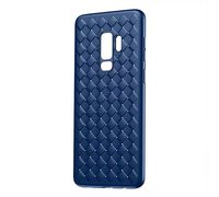 Чехол для Samsung Galaxy S9 Plus Baseus BV Weaving синий