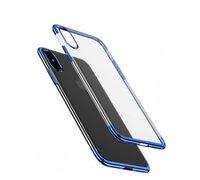 Baseus Glitter для Apple iPhone Xs синий