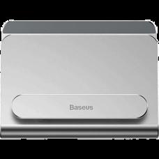 Baseus wall-mounted metal holder серый