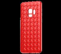 Чехол для Samsung Galaxy S9 Baseus BV Weaving красный