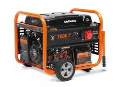 Бензиновый генератор Daewoo Power GDA 8500E-3