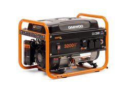 Бензиновый генератор Daewoo Power GDA 3500