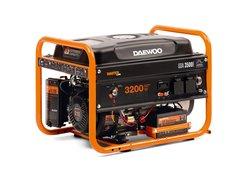 Бензиновый генератор Daewoo Power GDA 3500E