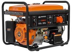 Бензиновый генератор Daewoo Power GDA 7500E-3